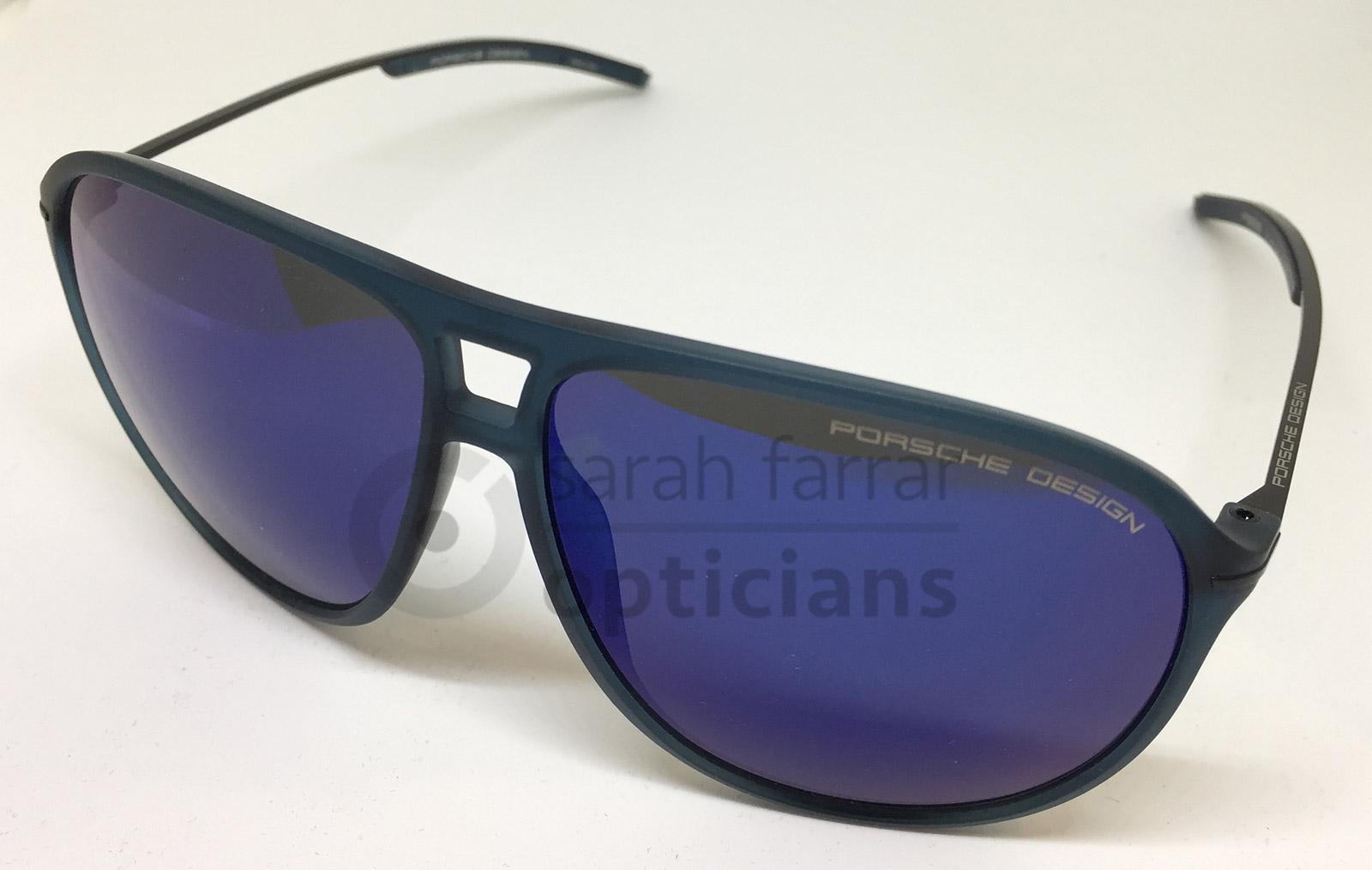 Porsche Design P8635 Sunglasses Sarah Farrar Opticians